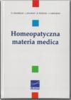 Homeopatyczna materia medica